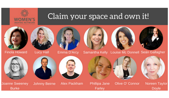 Claim Your Space - Womens Inspire