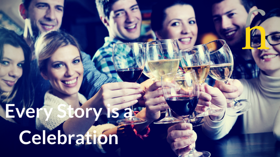 Inspiring Entrepreneurs - Every Story is a Celebration