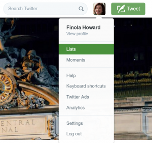 Get Started on Twitter with Twitter Lists