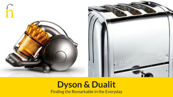 Launching a Brand - Dyson & Dualit