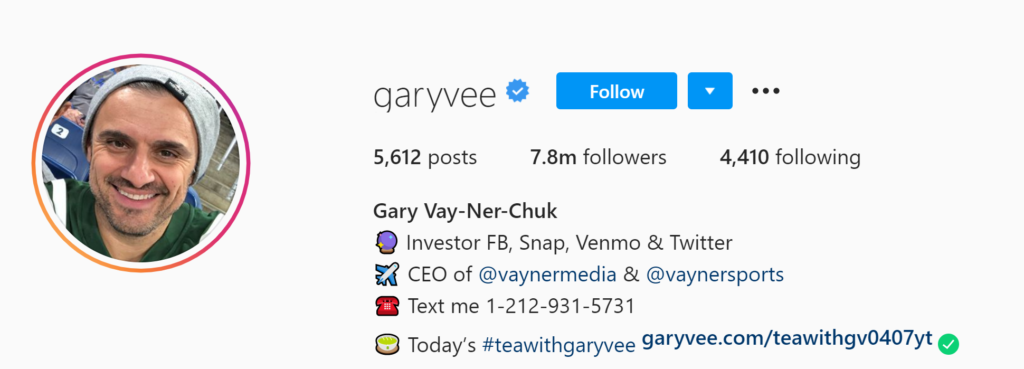 How To Get Started on Instagram - Gary Vee