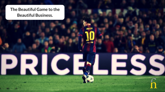 business in football